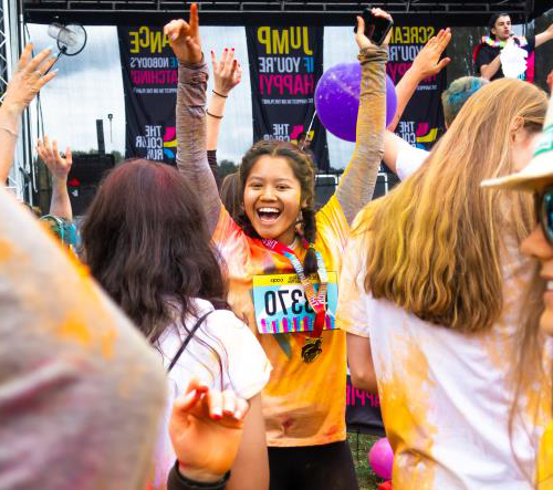 新闻: The Happiest 5k on the Planet