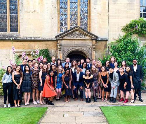 surval blog: reflections on oxford university summer course